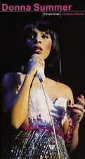 NEW Donna Summer Chronicles 3 Classic Albums CD Set