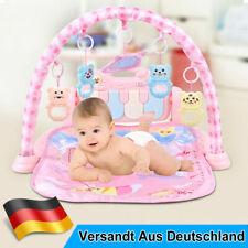 NEU Baby Krabbeldecke Spieldecke Spielbogen Erlebnisdecke Spielmatte Gym Musik