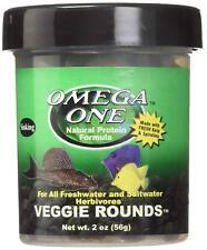 Omega One Veggie Rounds 2 oz