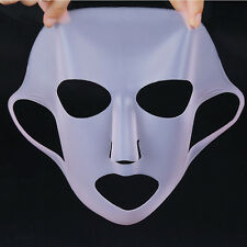 Beauty Reuse Silicone Waterproof Face Moisturizing Mask For Sheet Mask Cover