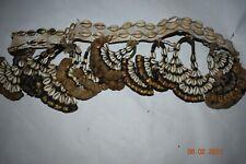 "orig $499 Nepal Shaman Dance Belt Early 1900S 25"" Prov"