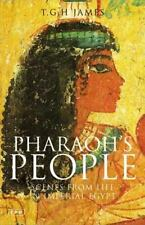 Pharaoh's People: Scenes from Life in Imperial Egypt-ExLibrary