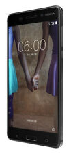 Nokia 6 Dual SIM - 64GB - Matte Black (Unlocked) Smartphone