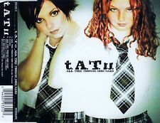 T.A.T.U. : ALL THE THINGS SHE SAID / CD - TOP-ZUSTAND