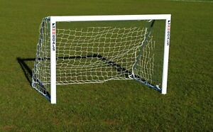 6x4ft Football Goal - Great for the Garden - Made in the UK by MH Goals
