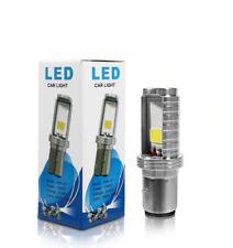 Ampoule H6 LED feux de croisement et phare 12V pour Moto Scooter cyclomoteur