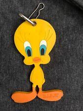 Vintage Warner Bros. tweety bird 1989 key chain character