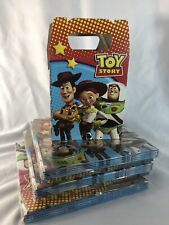 Toy Story Favor Treat Box *10Ct* Loot Goody Candy Bags Party Supplies