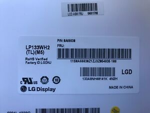 "LG 13.3"" HD 40Pin Slim LED Screen LP133WH2 (TL)(M5) TLM5 (TL)(M7) TLM7"