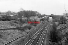 PHOTO  BOARS HEAD RAILWAY STATION LANCS SITE 1962 LU JT AND LNWR WCML JUNCTION O