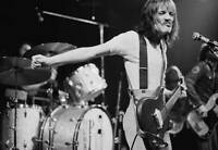 OLD MUSIC PHOTO English Singer And Guitarist Steve Marriott Performing 1