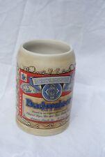 Genuine Budweiser king of beers mug tankard stein - Vintage 1994