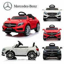 12V Kids Ride On Car Electric Licensed MERCEDES BENZ AMG GLA45 UK Stock