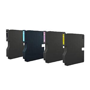 4 Ink Cartridge For Ricoh Aficio SG2100N SG3100SNW SG3110DN SG3110N SG3120B GC41