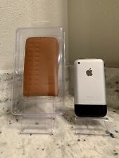 📱Apple iPhone 1st Generation - 4GB - Silver (AT&T) A1203 - Excellent Condition