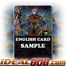 Buddyfight x 4 Demonic Deity General, Gathura [X-BT02A-CP03/0024EN R (Glossy)] E
