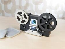 Somikon HD-XL-Film-Scanner & -Digitalisierer für Super 8 & 8 mm, bis 7