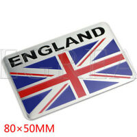 the Union Jack GB london england UK britain british Car 3D Flag Sticker Decals