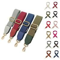 Wide Shoulder Bag Belt Strap Crossbody Adjustable Replacement Handbag Handle Hot