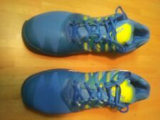 Kswiss Men's Tennis shoes, Ultrashot, sneakers Us 13 M (Strong Blue/Neon Citron)