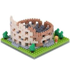 nanoblock - Colosseum Rome - nano blocks by Kawada Japan (NBH-121)