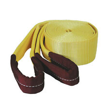 """K Tool 73811 Tow Strap 3"""" x 20' 22,500 lb Capacity - Looped Ends"""