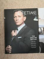 1 X James Bond 007 Omega Lifetime Magazine. Spectre. Rare.