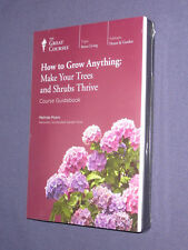 Teaching Co Great Courses DVDs   HOW GROW ANYTHING MAKE YOUR TREES SHRUBS THRIVE