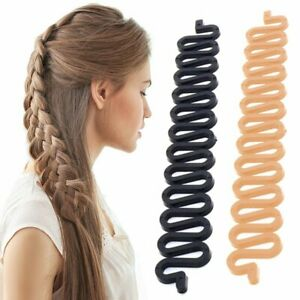 French Braid Hair Styling and Braiding Tool
