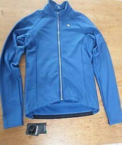 Giordana Fusion Long Sleeve Jersey Blue XXL