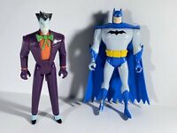DC Comics Batman The Animated Series Joker Action Figures 1998