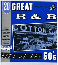 LP 20 GREAT R & B HITS OF THE 50'S (VARIOUS)