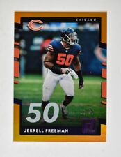 2017 Donruss Jersey Number #293 Jerrell Freeman /50 - NM-MT