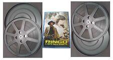 RINGO IL VOLTO DELLA VENDETTA : FILMS S 8-MAGNETICO-2 BOBINE 360 mt.