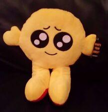 Sad Face With Legs Emoji Movie Emoticon Whatsapp Icon Plushie Soft Toy