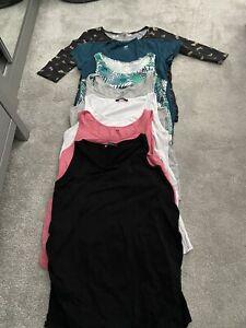 Maternity Tops Bundle, Large UK 14, H&M, Asda
