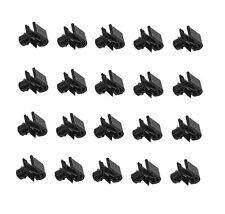 Mercedes OEM Set of 20 Bumper Grille Fastener Clip 0029885181