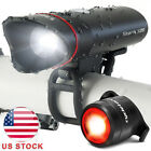 Cycle Torch Shark 500 USB Rechargeable Bicycle Light Bike LED Headlight
