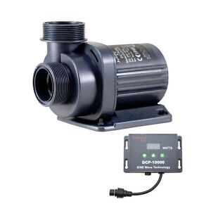 New Jebao DCP-10000 Marine Controllable Water Return DC Pump 2640 gph