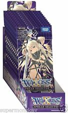 TAKARA TOMY WIXOSS WX-03 VOL.3 TCG SPREAD SELECTOR BOX 7CARD*10PACKS WX81671