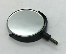 """LOMO Metal and Glass Microscope Mirror 5cm 2"""" Reflector Assembly"""