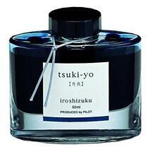Pilot Iroshizuku Fountain Pen Ink 50ml tsuki-yo Midnight Blue