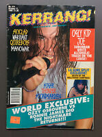 KERRANG MAGAZINE #414 October 1992 Ugly Kid Joe / Black Sabbath / Quireboys