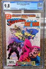 World's Finest Comics #293 CGC 9.8 WP 1st Appearance Null & Void 1 of 8 DC