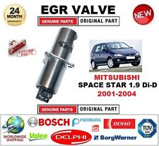 FOR MITSUBISHI SPACE STAR 1.9 DiD 2001-2004 Electric EGR VALVE 5PIN with GASKETS