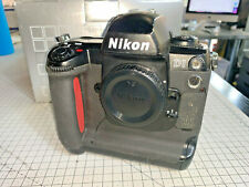Nikon D1 2.7mp Digital SLR Camera, body only, boxed with manual, battery & strap