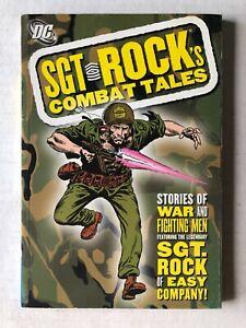 Sgt Rocks Combat Tales Vol 1 Digest Paperback TPB/Graphic Novel DC Comics 2005