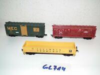 Life-Like Trains H0 US Güterwagen auch für Fleischmann Roco Piko Lima GC714