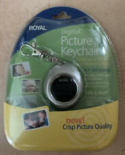 """Royal Digital Picture Keychain 1.1"""" LCD Display Holds up to 56 Photos (Q)"""