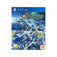 SD GUNDAM G GENERATION GENESIS PlayStation PS4 2016 Chinese Pre-Owned
